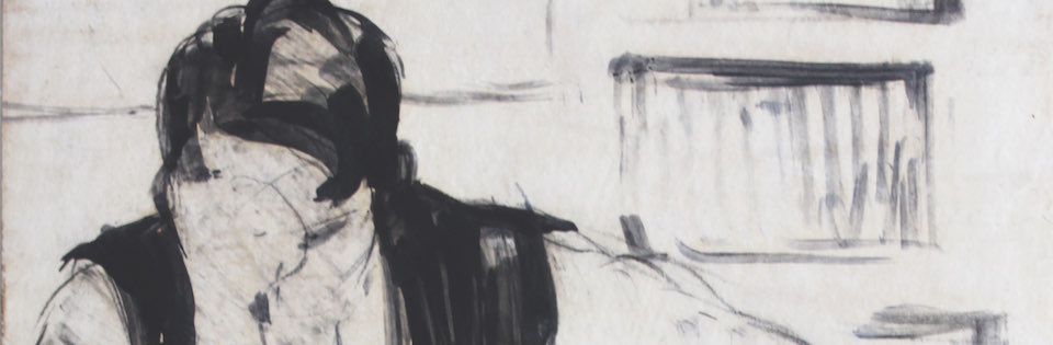 Paul van Ostaijen portretcmyk